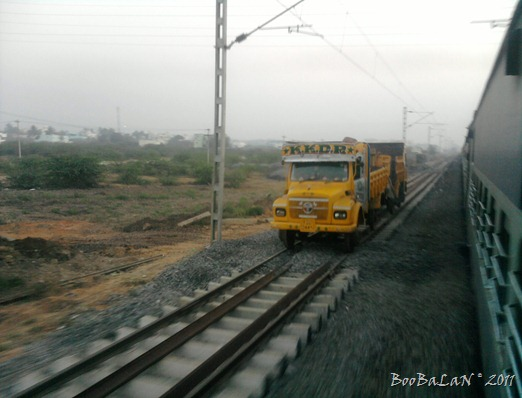 Railway track Truck 02